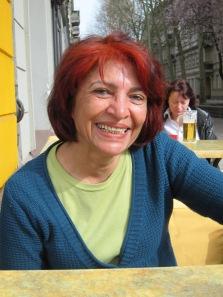 Miriam Notten von der Nimroz-Initiative
