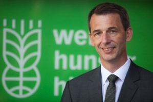 Dr. Wolfgang Jamann Welthungerhilfe