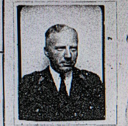Passbild aus der SS-Personalakte Franz Mueller-Darss. Bundesarchiv R 1501/127660