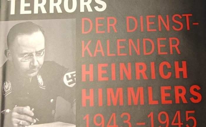 """Fundsache: der Dienstkalender Heinrich Himmlers (1943-1945) und der """"Hundemüller""""."""