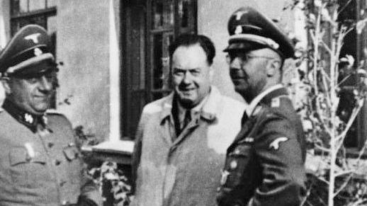 Mueller-Darss und der LeibarztHimmlers