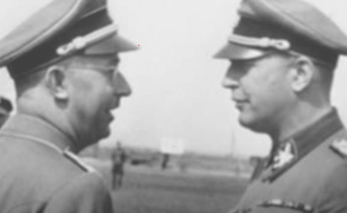 """Mueller-Darss und der """"Werwolf"""""""