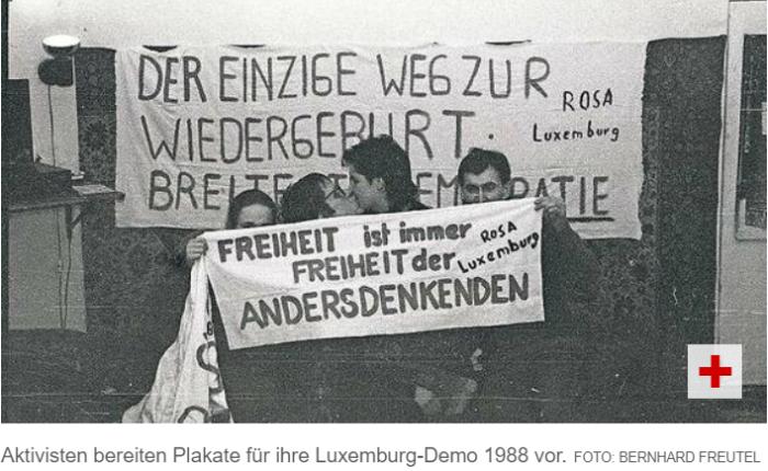Vom Ende der DDR. Die ökumenische Jugendversammlung vom 12. – 15. Mai 1988 in Gotha. (3) DasTagebuch.
